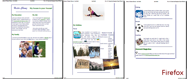 Format for Print: @media, @page | HTML & CSS Basics | Jan's